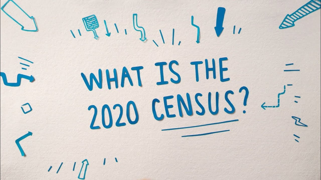 What is the 2020 Census - Video Thumbnail Opens in new window
